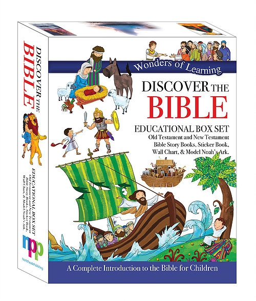 The Bible-Box set-Wonders of Learning
